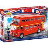COBI Action Town London Bus 435-Piece Construction Blocks Building Kit