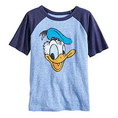 Disney's Donald Duck Boys 4-10 Raglan Graphic Tee by Jumping Beans®