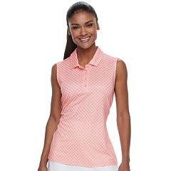 Women's FILA SPORT® Printed Sleeveless Polo