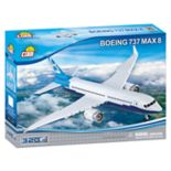 COBI Boeing 737 Max 8 Airplane 200-Piece Construction Blocks Building Kit