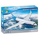 COBI Boeing 737 Max 8 Airplane 200-Piece Construction Blocks Building Kit