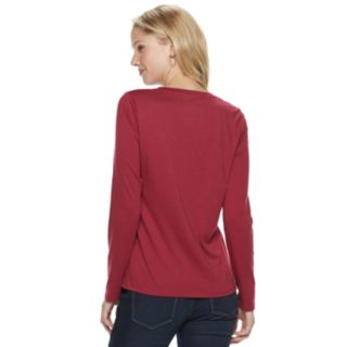 Women's SONOMA Goods for Life? Holiday Tee