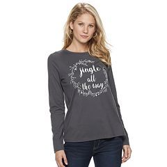 Women's SONOMA Goods for Life™ Holiday Tee