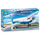 COBI Boeing 787 Dreamliner Airplane 600-Piece Construction Blocks Building Kit