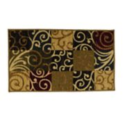 Madison Palazzo Scroll Patchwork Rug