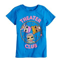 Girls 7-16 L.O.L. Surprise! Dolls Theater Club Graphic Tee