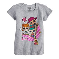 Girls 7-16 L.O.L. Surprise! Dolls Graphic Tee
