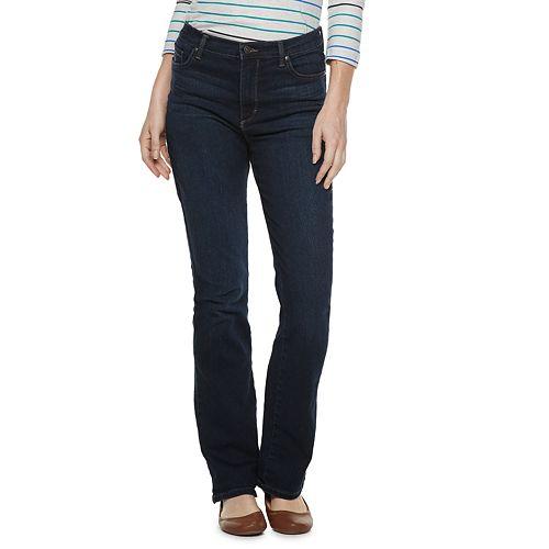 Women's Gloria Vanderbilt Amanda High-Waisted Bootcut Jeans