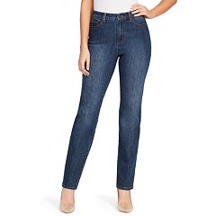 Women's Gloria Vanderbilt Embellished High-Waisted Tapered Jeans