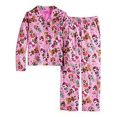 Girls 4-10 L.O.L. Surprise! Top & Bottoms Pajama Set