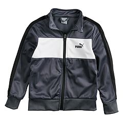 Boys 4-7 PUMA Zip Tricot Track Jacket