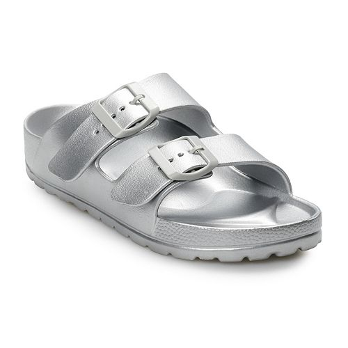 a610c32fffd1 Women s Mudd® Molded Double Strap Sandals