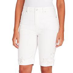 Women's Gloria Vanderbilt Amanda Classic Fit Bermuda Shorts