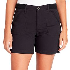 Women's Gloria Vanderbilt Twill Utility Shorts