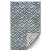Fab Habitat Copenhagen Geometric Indoor Outdoor Rug