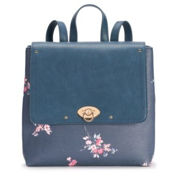 LC Lauren Conrad Abby Floral Backpack