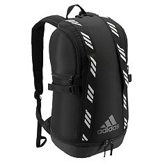 4dea8d581f adidas Pro Madness Backpack. Collegiate Navy White Black ...