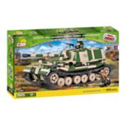 COBI Small Army World War II Sdkfz 184 Panzerjager Tank 515-Piece Construction Blocks Building Kit