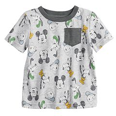 Disney's Mickey Mouse Baby Boy Pocket Tee by Jumping Beans®