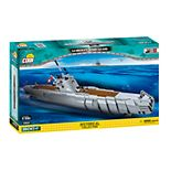 COBI Small Army World War II German Submarine Type U-Boot VIIB U-48 800-Piece Construction Blocks Building Kit