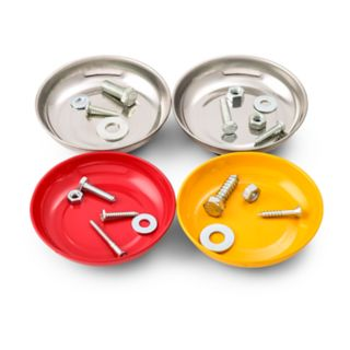 Grease Monkey 4-pack Auto Magnetic Trays