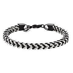 Men's Stainless Steel Franco Chain Bracelet