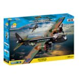 COBI Small Army World War II Vickers Wellington MK. IC Airplane 550-Piece Construction Blocks Building Kit