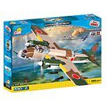 "COBI Small Army World War II Nakajima KI-49 ""Helen"" Airplane 530-Piece Construction Blocks Building Kit"