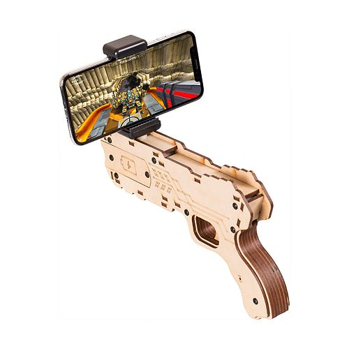 Nifty Portable Bluetooth Gaming Gun Toy