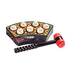 Nifty Electronic Whack-A-Hog Game