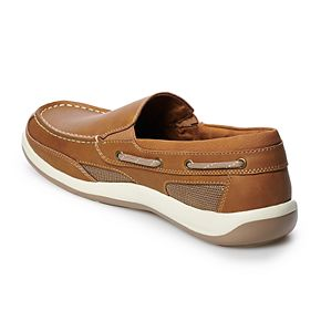 Croft & Barrow® Aldean Men's Ortholite Boat Shoes