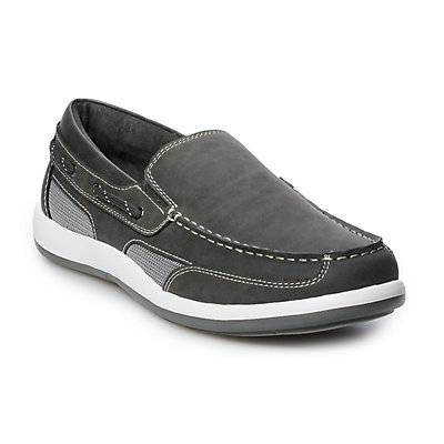 Croft & Barrow® Aldean Men's Ortholite Boat Shoes
