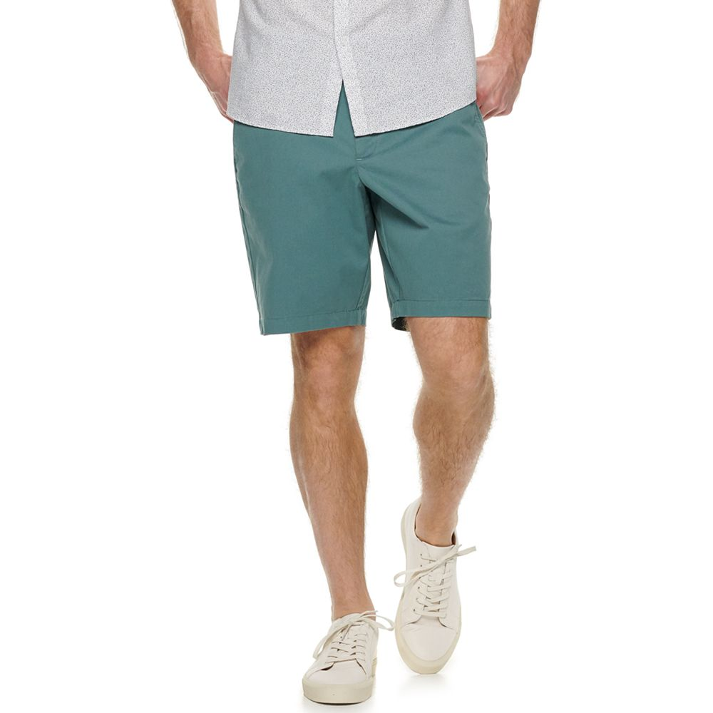 Men's Marc Anthony Slim-Fit 9-inch Patterned Shorts