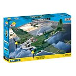 COBI Small Army World War II Heinkel HE 111 P4 Airplane 601-Piece Construction Blocks Building Kit