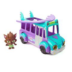 Hasbro Netflix Super Monsters GrrBus Monster Bus