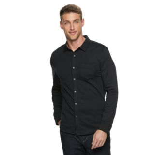 Men's Marc Anthony Slim-Fit Soft Touch Button-Down Shirt