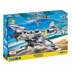 COBI Small Army World War II Messerschmitt BF 110C Airplane 410-Piece Construction Blocks Building Kit