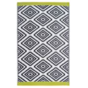 Fab Habitat Valencia Geometric Indoor Outdoor Rug
