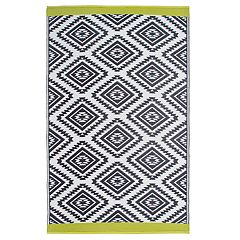 Fab Habitat Valencia Geometric 8' x 10' Indoor Outdoor Rug