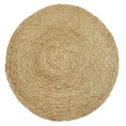 Fab Habitat Yellowstone Braided Jute Blend Rug - 8' Round