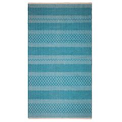 Fab Habitat Mir Striped Rug