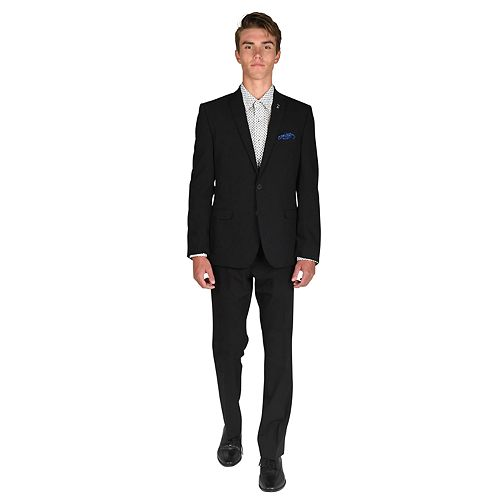 Men's Nick Graham Slim-Fit Stretch Suit