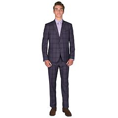 Men's Nick Graham Slim-Fit Stretch Suit