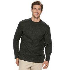 Big  & Tall Van Heusen Classic-Fit Fleece Sweater