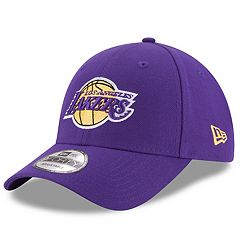 Adult New Era Los Angeles Lakers 9FORTY Adjustable Cap
