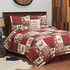 C&F Home Rockwell Quilt & Sham
