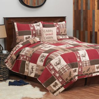 C&F Home Rockwell Quilt or Sham