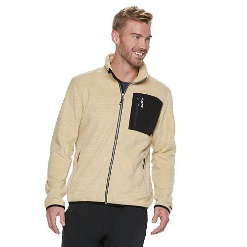Men's Hi-Tec Polar Fleece Full-Zip Hoodie