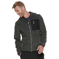 Men's Hi-Tec Polar Fleece Full-Zip Hoodie