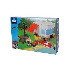 Plus-Plus 760-Piece Camping Building Set